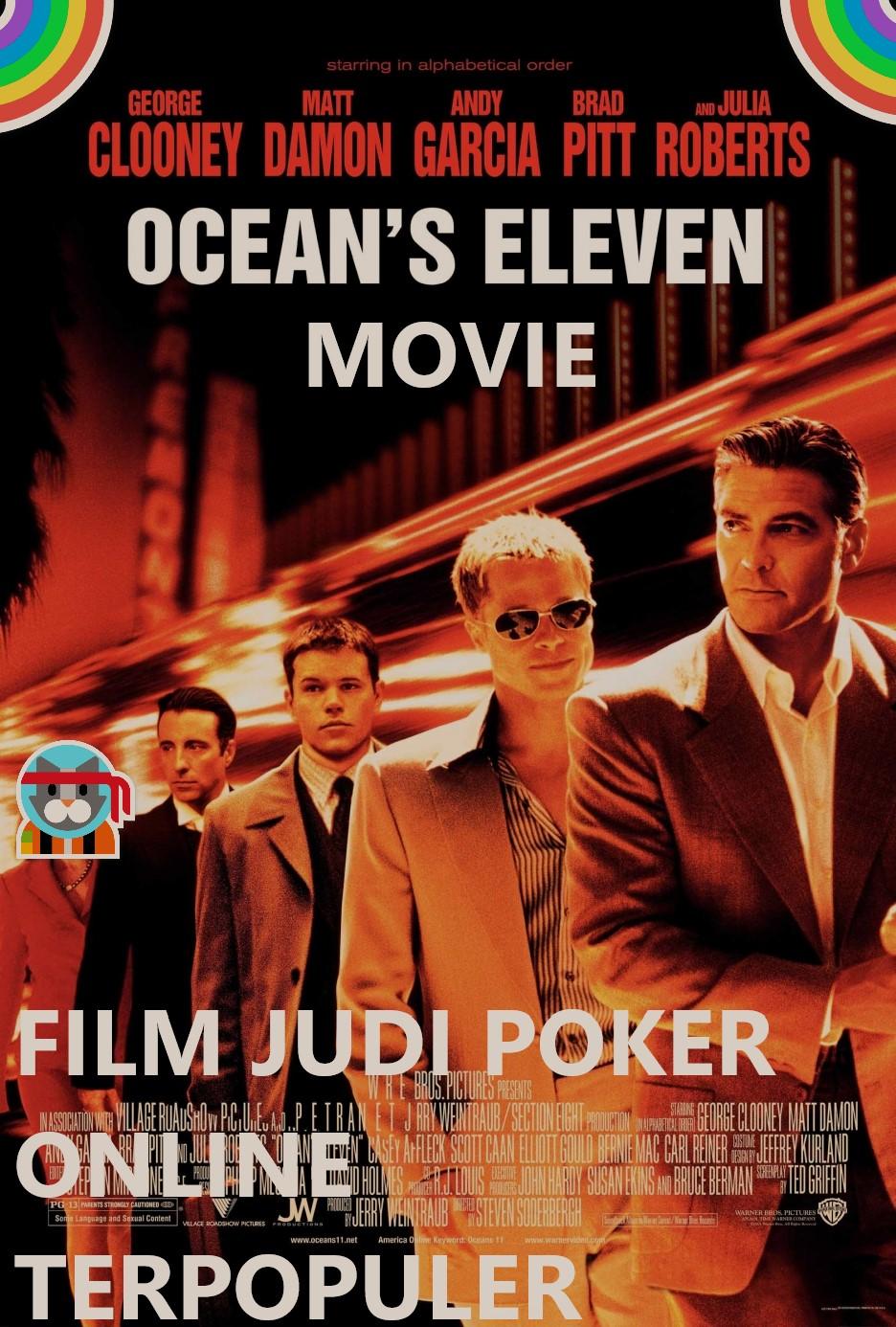 Film Judi Poker Ocean Eleven