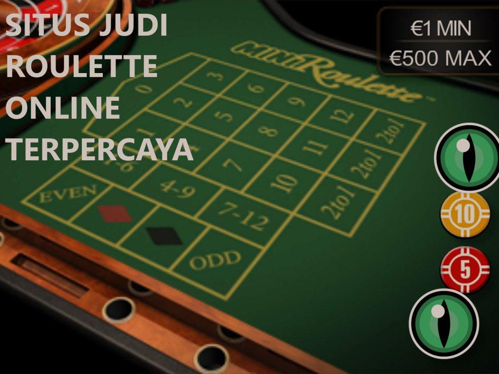 Deposit Roulette Online Termudah